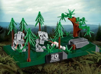 LEGO 40362 Battle of Endor als Zugabe zum Triple Force Friday 2019