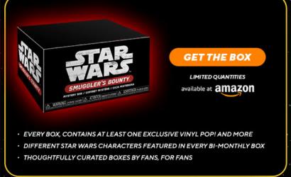 Smuggler's Bounty: Ende des Funko Star Wars Abo-Services angekündigt!