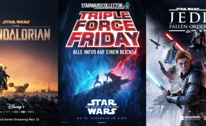 """Force Friday 2019: Alle Infos zum """"Triple Force Friday"""""""