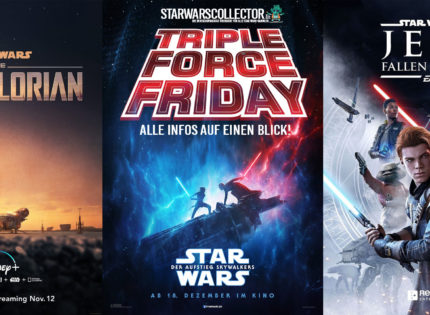 "Force Friday 2019: Alle Infos zum ""Triple Force Friday"""