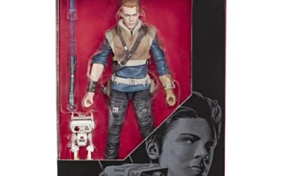 Offizielle Bilder der Hasbro Black Series 6″-Wave zum Triple Force Friday