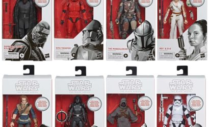 Update: Alle Box-Varianten der Hasbro Black Series Wave 22 im Überblick