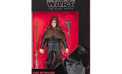 Alle Infos und Bilder zum Hasbro Black Series 6″ Luke Skywalker (Jedi Knight)