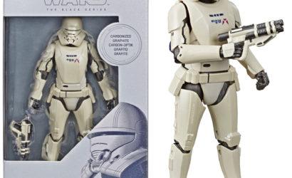 Offizielle Bilder zum Hasbro Black Series First Order Jet Trooper (Carbonized)