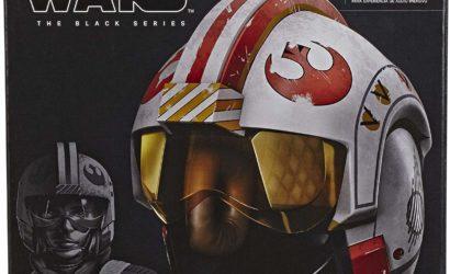 Erstes Review-Video zum Hasbro Black Series Luke Skywalker Battle Simulation Helmet