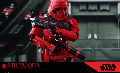 Alle Infos und Bilder zur Hot Toys Sith Trooper 1/6 Scale-Figur