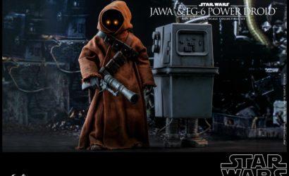 Alle Infos zum Hot Toys Jawa & EG-6 Power Droid 1/6 Scale Collectible-Set