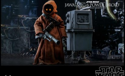 Alle Infos zum Hot Toys Jawa & EG-6 Power Droid 1/6 Scale Collectible-Set
