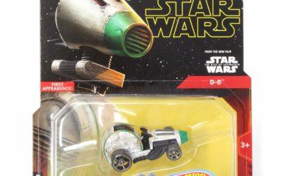 """Hot Wheels Character Cars zu """"Star Wars: The Rise of Skywalker"""" – erste offizielle Bilder"""