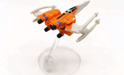 Einige neue Hot Wheels Die-Cast Starships zum Triple Force Friday