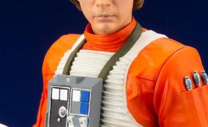 Neuer Kotobukiya ArtFX+ Luke Skywalker (X-Wing Pilot) vorbestellbar