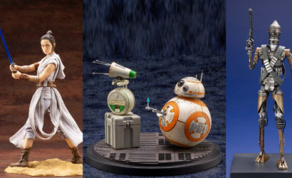 Fünf neue Kotobukiya Star Wars-Ankündigungen – alle Infos und Bilder
