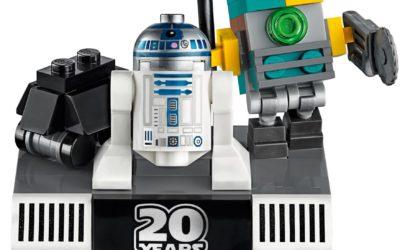 Alle Infos zum LEGO Star Wars 75522 Droid Commander Mini-Set