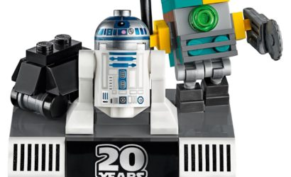 Alle Infos zum LEGO Star Wars 75522 Droid Commander Mini-Set