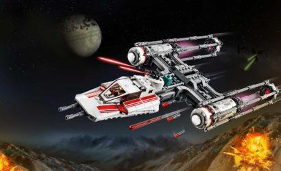 LEGO Star Wars 75249 Resistance Y-Wing Starfighter – Alle Bilder und Infos!