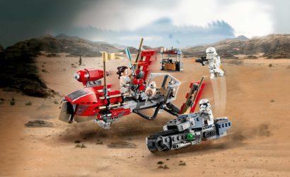 LEGO Star Wars 75250 Pasaana Speeder Chase – Alle Bilder und Infos!