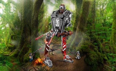 LEGO Star Wars 75254 AT-ST Raider – Alle Bilder und Infos!