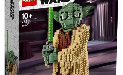 LEGO Star Wars 75255 Yoda – Alle Bilder und Infos!