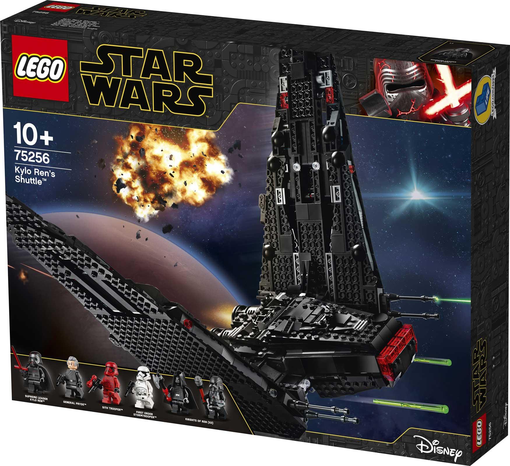 Lego 75256