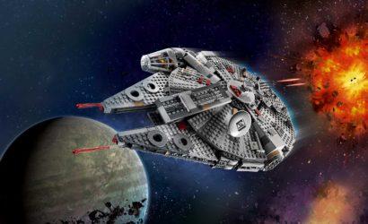 LEGO Star Wars 75257 Millennium Falcon – Alle Bilder und Infos!