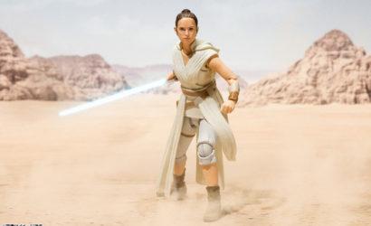 """Drei neue S.H.Figuarts zu """"The Rise of Skywalker"""" angekündigt!"""