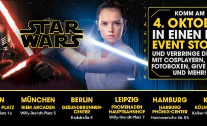 Triple Force Friday 2019: Sechs Events bei GameStop in Deutschland