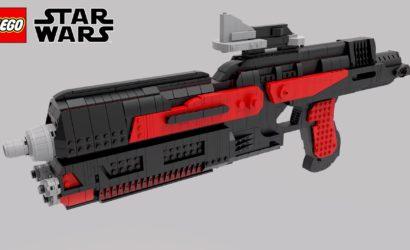 Behind the Scenes-Video zum lebensgroßen LEGO Sith Trooper auf der SDCC 2019