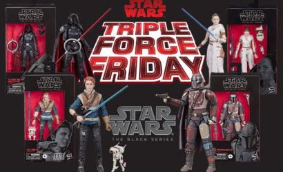 Triple Force Friday 2019: Neue Hasbro Black Series 6″ Figuren ab sofort verfügbar!