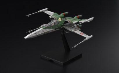 Sechs Bandai Model-Kits zu The Rise of Skywalker vorgestellt