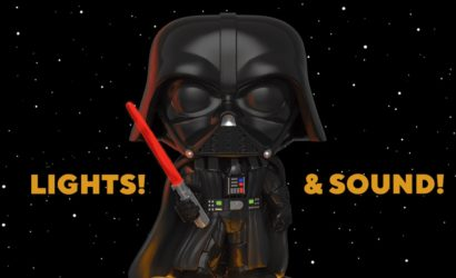 Funko POP! Darth Vader mit Licht & Sound – erster Live-Eindruck!