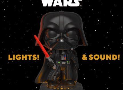 Neuer Funko POP! Darth Vader mit Licht & Sound vorgestellt!
