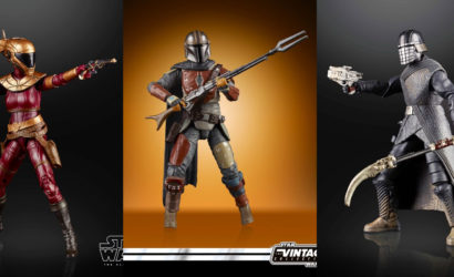 Alle Hasbro Star Wars-Neuigkeiten von MCM Comic Con London 2019