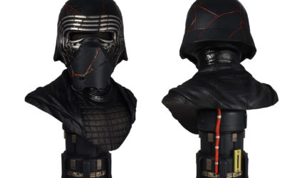 Legends in 3D Kylo Ren 1/2 Scale Bust von Diamond Select Toys & Gentle Giant
