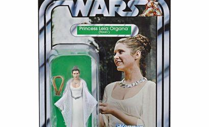 Neue Nummer für die Vintage Collection Princess Leia (Yavin) 3.75″-Figur
