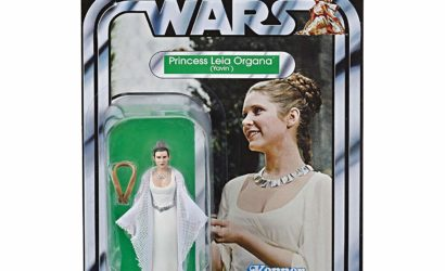 Neue Nummer für die Vintage Collection Princess Leia (Yavin) 3.75″-Figur