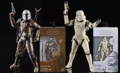 Die ersten Hasbro Black Series 6″ Exclusives bei Amazon.de zur Vorbestellung!