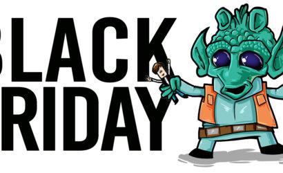 Viele Black Friday Star Wars-Deals auf einen Blick!
