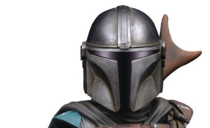 "The Mandalorian ""Legends in 3D""-Büste von Diamond Select Toys angekündigt"