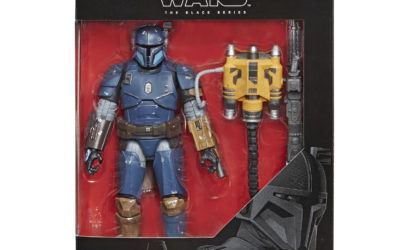 Hasbro Black Series 6″ Heavy Infantry Mandalorian aufgetaucht!