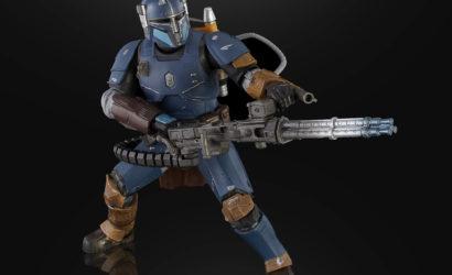 Hasbro Black Series 6″ Heavy Infantry Mandalorian ab sofort lieferbar!