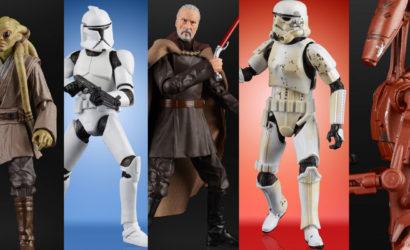 Alle Hasbro Star Wars-Neuheiten von der Barcelona Manga und der Lucca Comics & Games 2019
