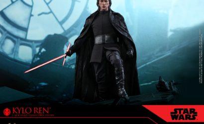 Alle Infos zur Hot Toys Supreme Leader Kylo Ren 1/6 Scale-Figur