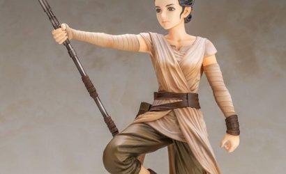 "Kotobukiya ArtFX ""Artist Series"" Rey (Descendant of Light) vorgestellt"