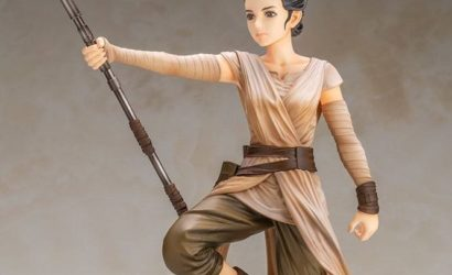 "Kotobukiya ArtFX ""Artist Series"" Rey (Descendant of Light) vorgestellt"