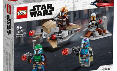 Alle LEGO Star Wars Winter 2020-Sets im Überblick