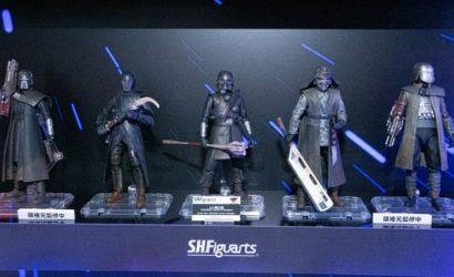 Neue S.H.Figuarts Star Wars-Figuren auf der Tokyo Comic Con 2019