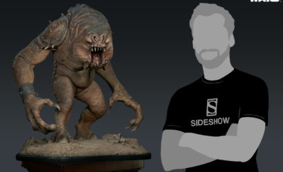 Sideshow Collectibles stellt Rancor Deluxe Statue vor