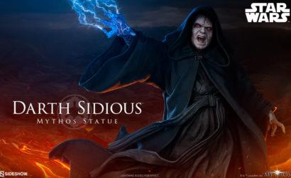 Zwei neue Sideshow Star Wars Mythos-Statuen angekündigt!