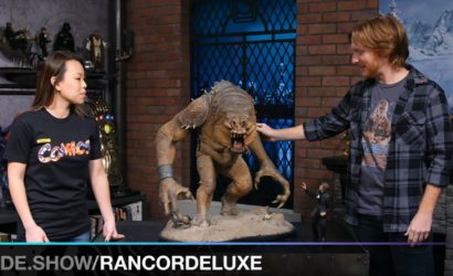 Neues Video zur Sideshow Collectibles Rancor Deluxe Statue