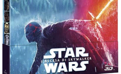 Star Wars: The Rise of Skywalker – Offizielles Blu-ray Cover